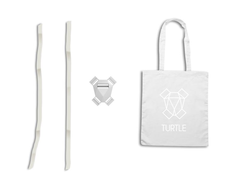 Turtle, 3dprint, design Stefano Giovacchini